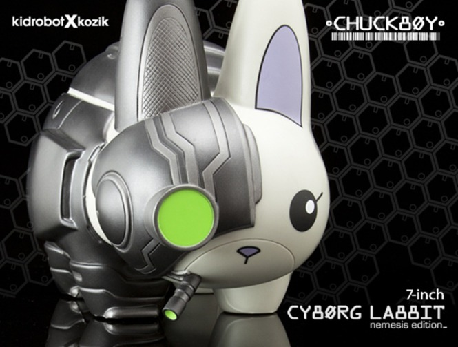 Cyborg Labbit
