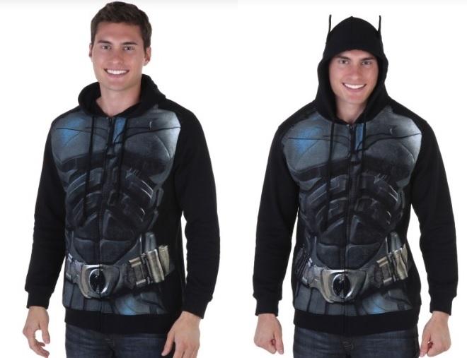 Dark Knight Hoodie
