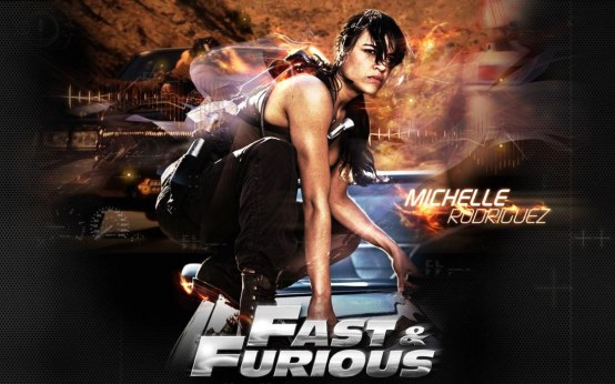 Michelle Rodriguez - Letty Ortiz