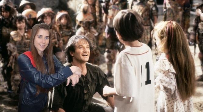 Robin Williams Pan