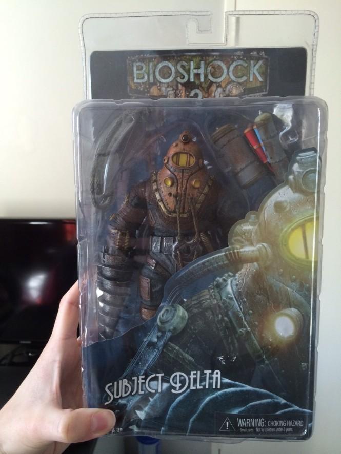 BioShock 2 Delta