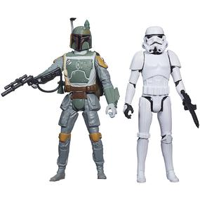 Action Figure EPV Boba Fett And Stormtrooper £8.99