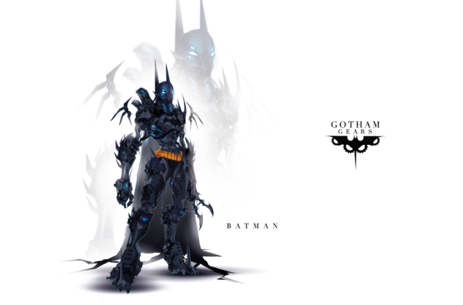 Batman Robot