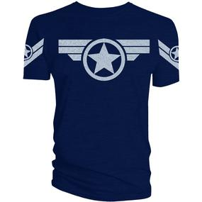 Captain America T-Shirt £17.99