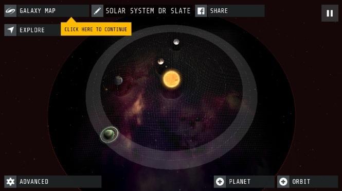 Create Solar Systems
