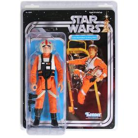 Giant Retro Action Figure Luke Skywalker X-Wing Pilot £79.99