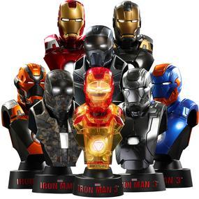 Iron Man 3 Bust £299.99