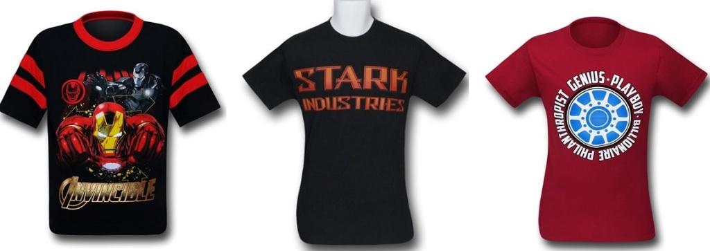 Iron Man Shirts