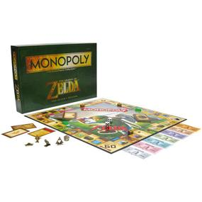 Legend Of Zelda Monopoly £34.99