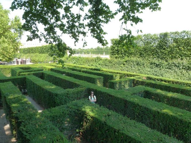 Schönbrunn Maze