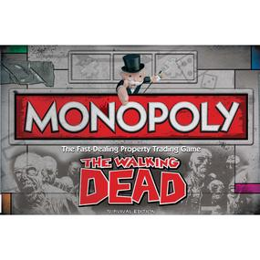Walking Dead Monopoly £31.99
