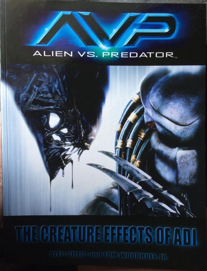 Alien vs Predator Creature Effects Guide