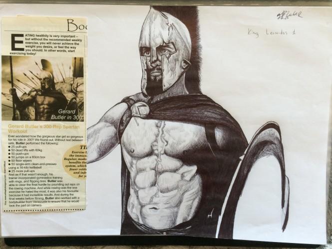 King Leonidas 1