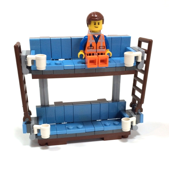 Lego Double Decker Couch