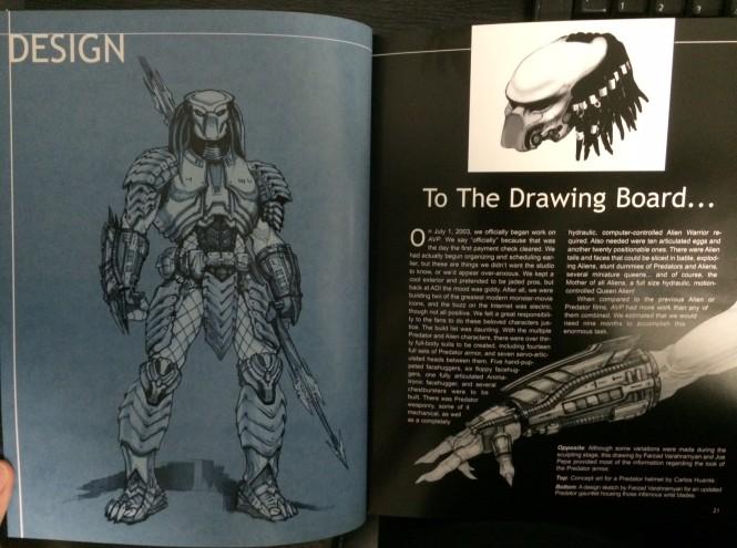 Predator Design