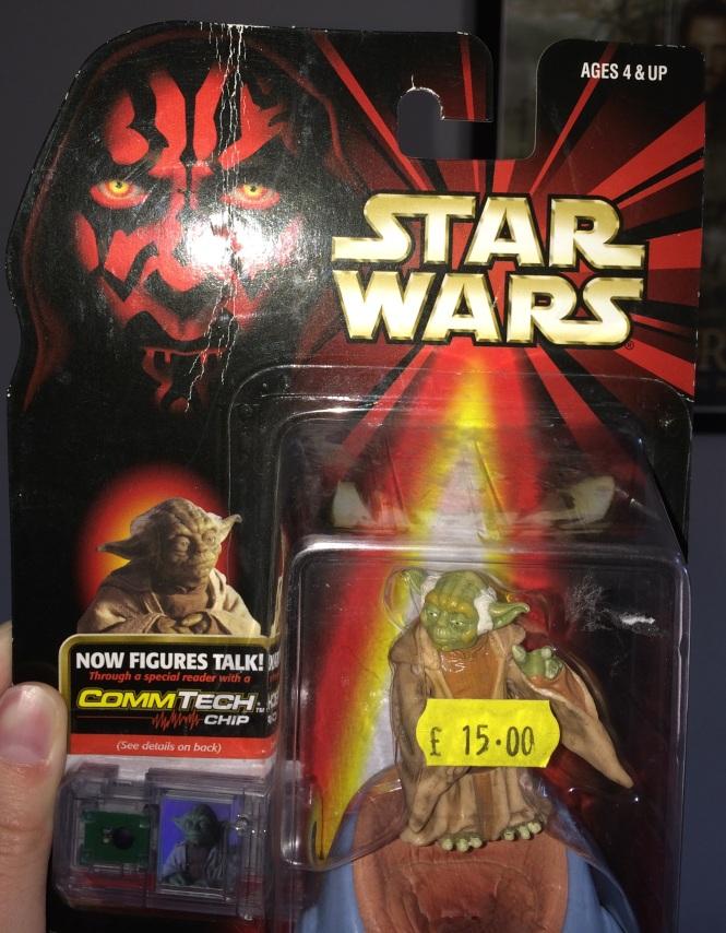 Yoda Action Figure
