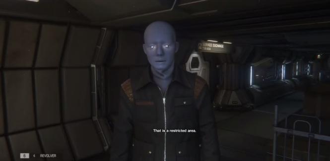 Alien Isolation Robots