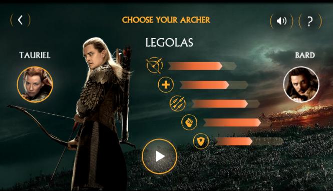 Choose Your Archer