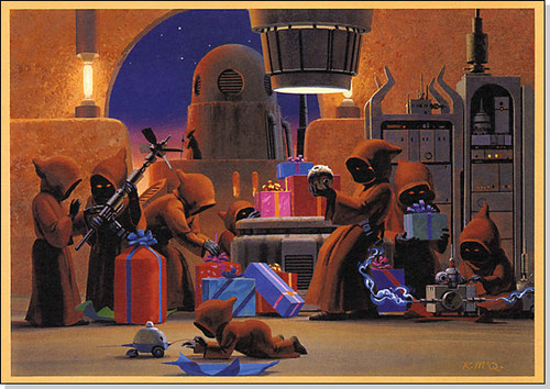 Christmas on Tatooine