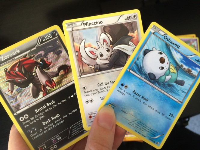Pokemon Playing Cards