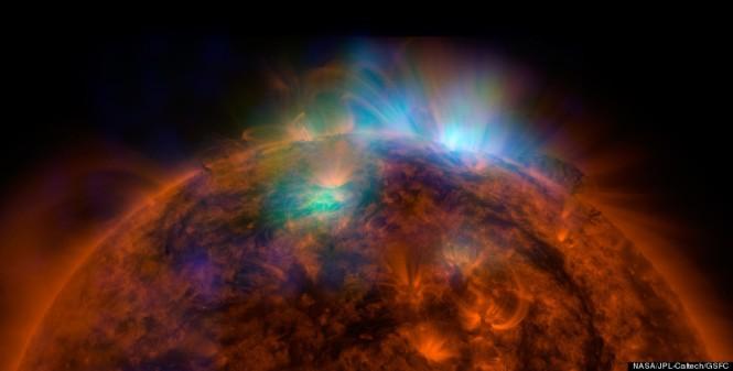 X Ray of Sun