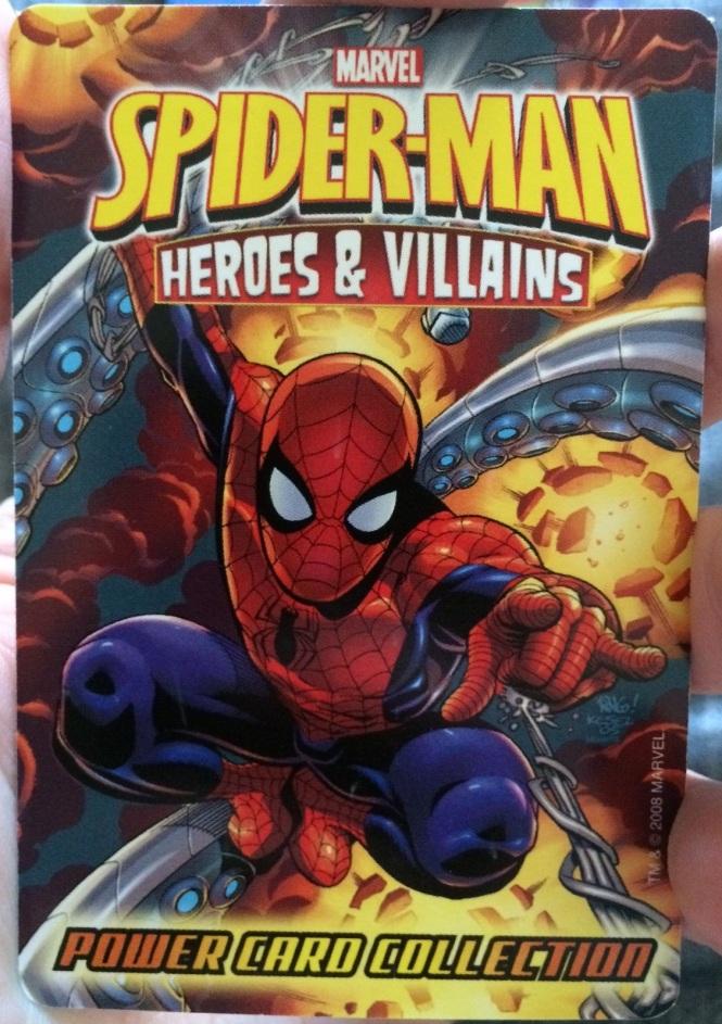 Hero vs Villain Cards