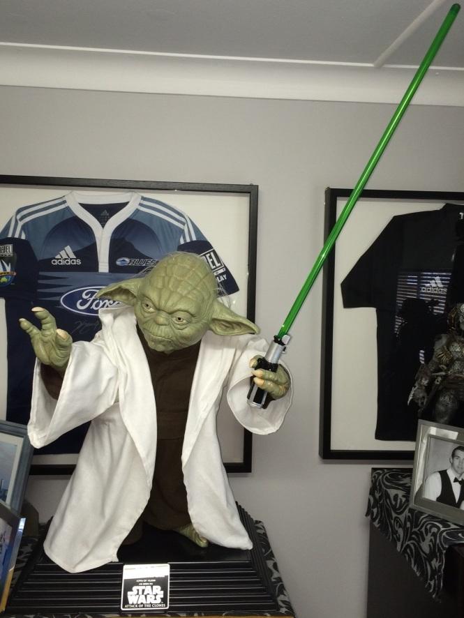 Life Size Yoda