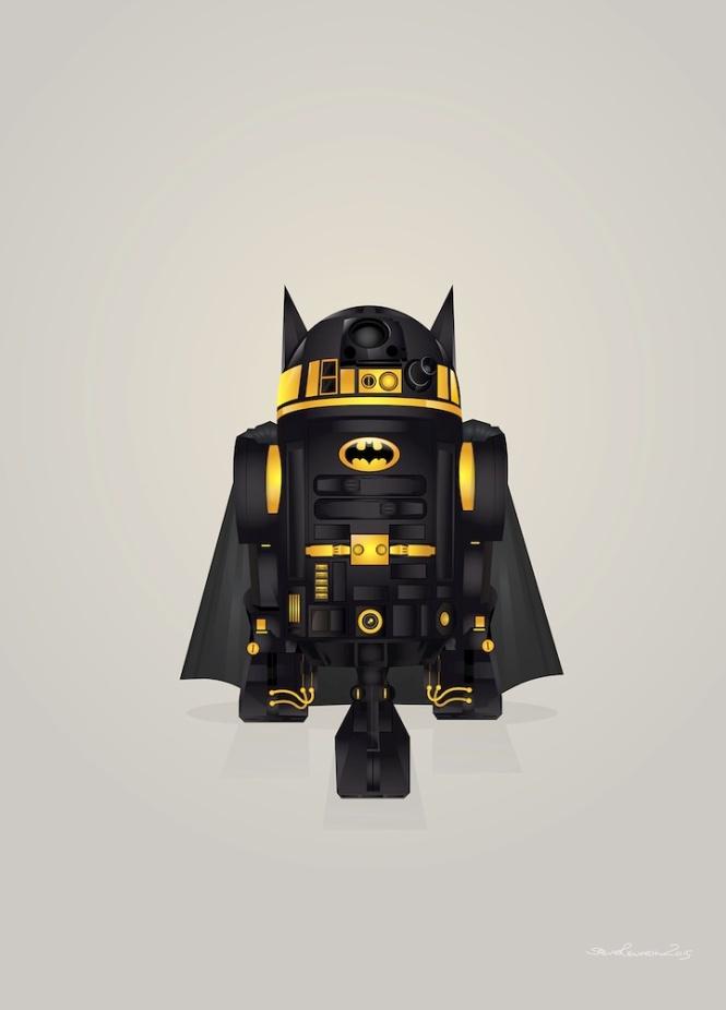 Batman R2D2