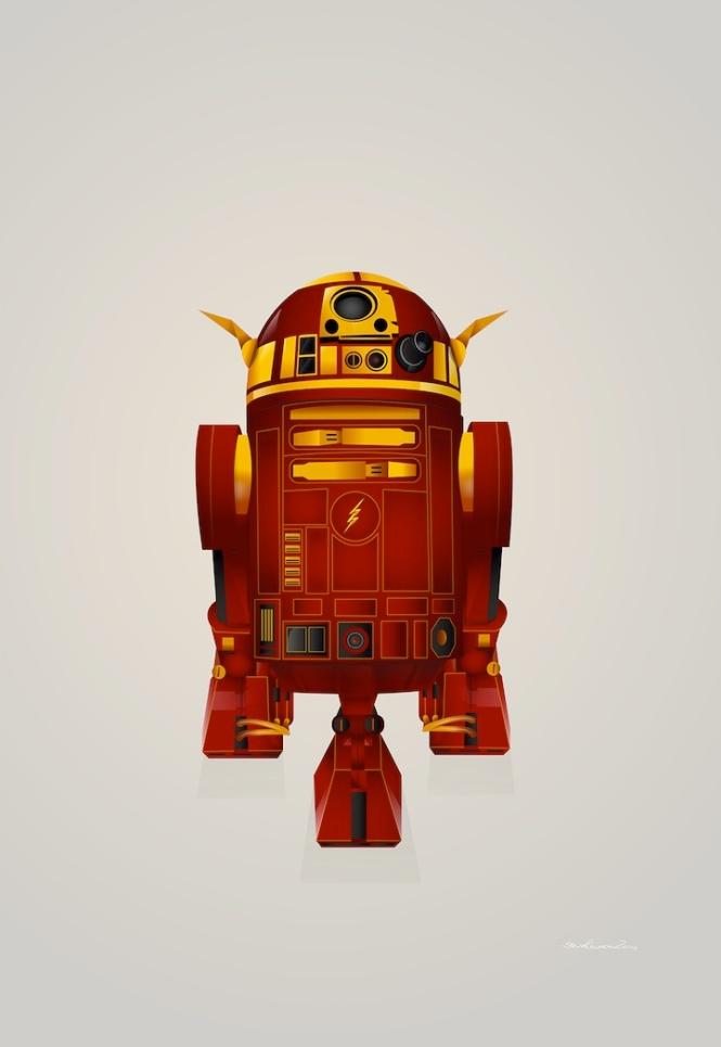 Flash R2D2