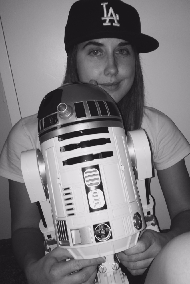 Me and R2