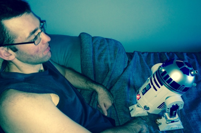 R2 and Brother