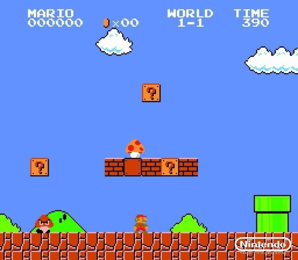 Super Mario Bricks
