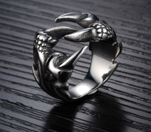 Dragon Tooth Ring