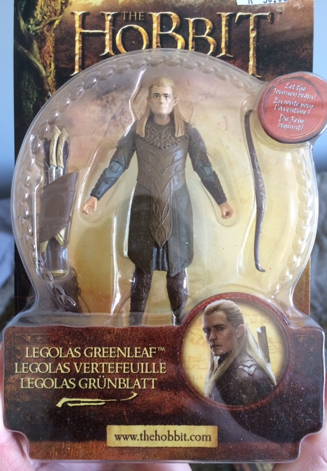 Legolas Action Figure