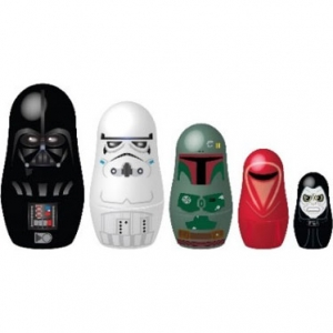 Empire Nesting Dolls Set