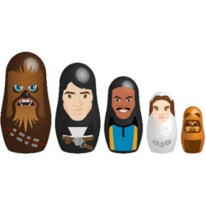 Rebellion Nesting Dolls Set