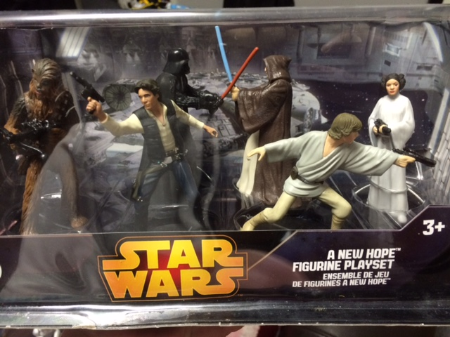 A New Hope figures