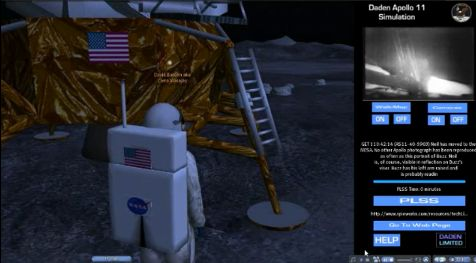 Apollo 11 In-Game
