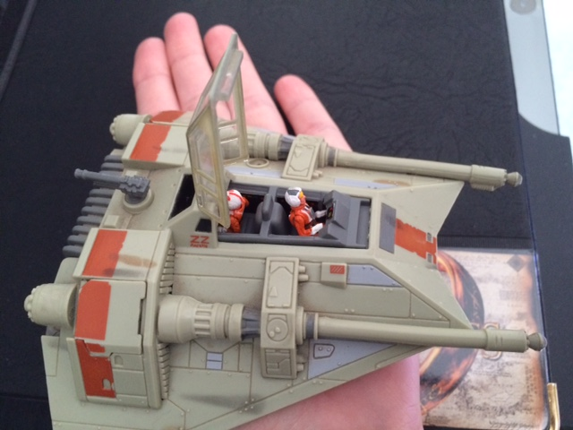 Rebel Snowspeeder Toy