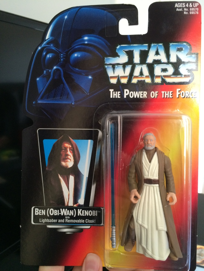 Ben Kenobi Action Figure