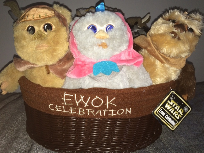 Ewok Basket