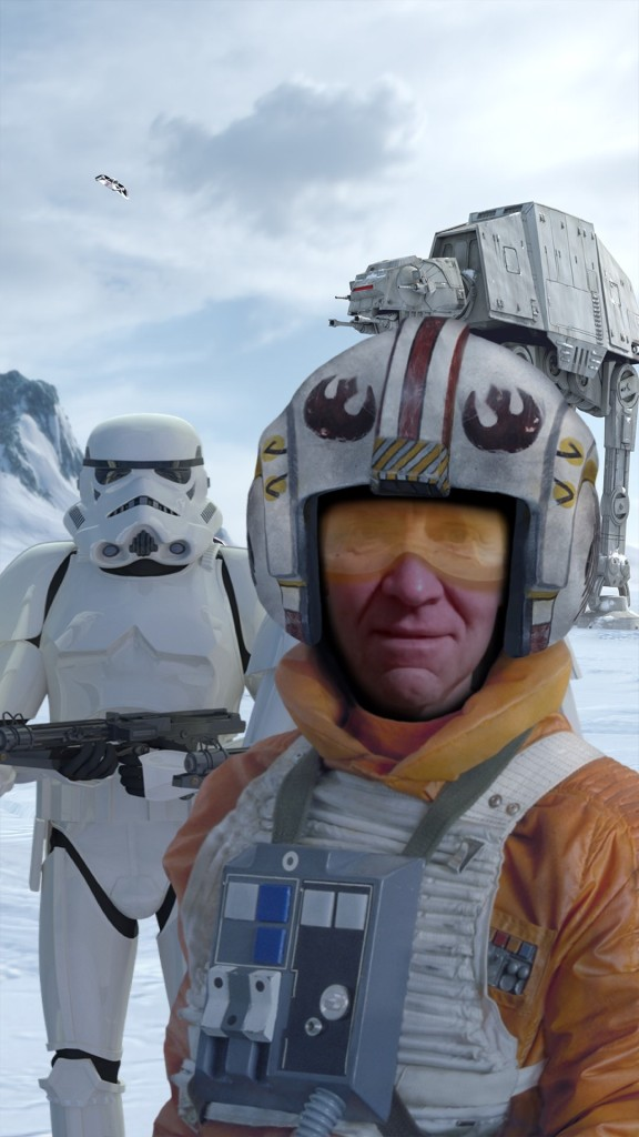 Hoth Pilot