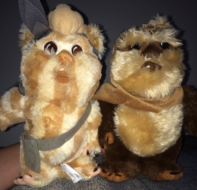 Logray and Wicket