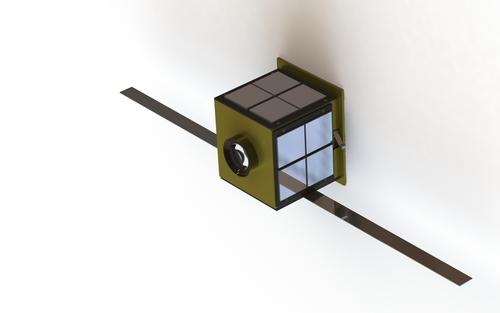PocketQube Panel