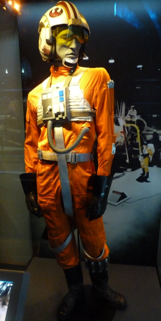 Luke Skywalker Pilot Costume