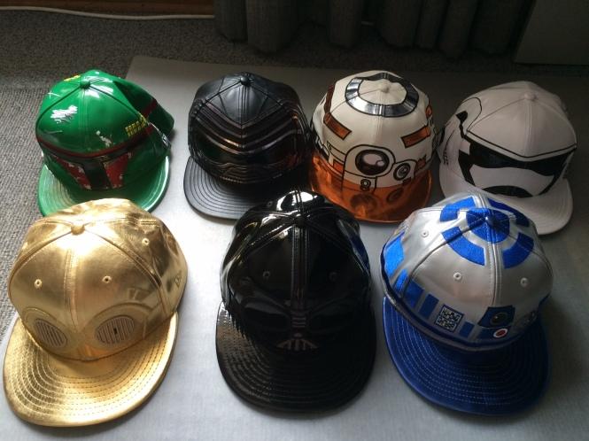Star Wars New Era Caps