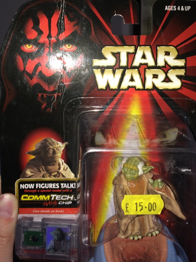 Yoda Action Figure Jedi Temple