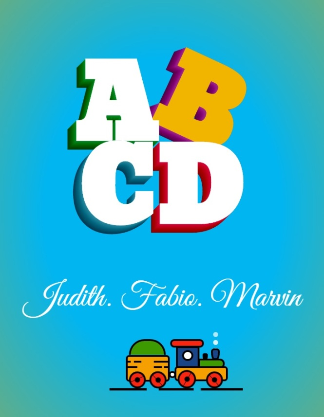 ABCD Animal Book by Judith Neumann