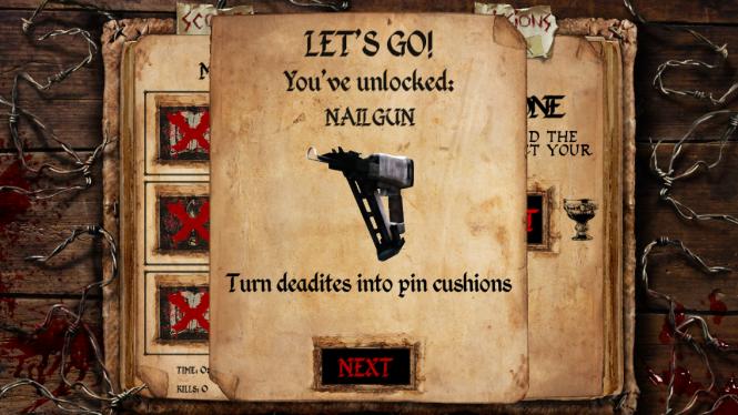 I got a nail gun :D