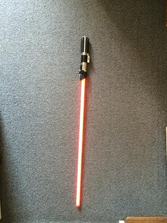 Darth Vader's Lighsaber
